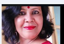 """""""একলা মেয়ে """"ফাল্গুনের সেরা থেকে বিমূর্ত সময়ের মোমবাতি কবিতা"""