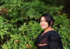 """আয়েশা মুন্নি লিখেছেন """"দলছুট মেঘ চুম্বন"""""""