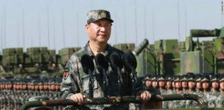 চীনের প্রেসিডেন্ট শি জিনপিং।