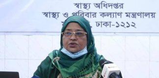 অধ্যাপক ডা. নাসিমা সুলতানা।