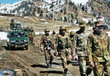 নিয়ন্ত্রণরেখায় সেনা সমাবেশ করছে পাকিস্তান, সতর্ক ভারত