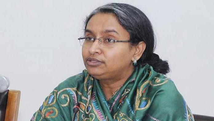 শিক্ষামন্ত্রী ডা. দীপু মনি