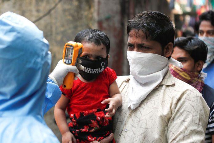 প্রাণঘাতী করোনায় 'নাজেহাল' ভারত, আক্রান্তের নতুন রেকর্ড