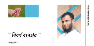 Doinik-Alap-Poem-Kobi-কবি-আবু-মুয়াজ-Kobita-কবিতা-বিবর্ণ ব্যবহার